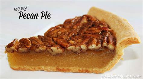 easy pecan pie recipe  entire family  enjoy