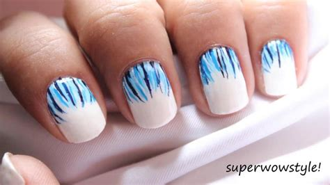Easy Nail Art Dailymotion | how to draw on nails easy nail art tutorial video