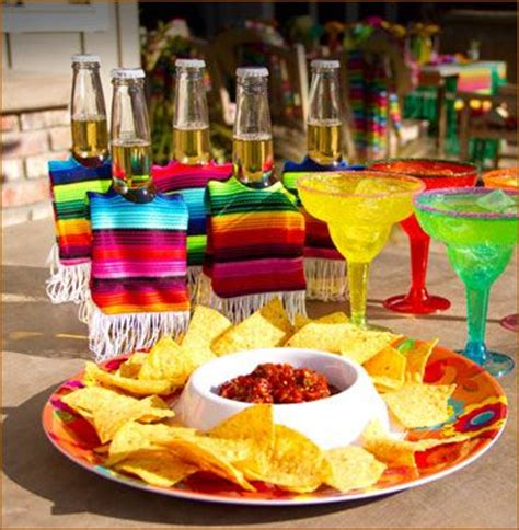 mexican themed table decorations 1000 ideas about mexican decorations on