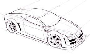 how to draw cars fast and easy learn how do you draw a