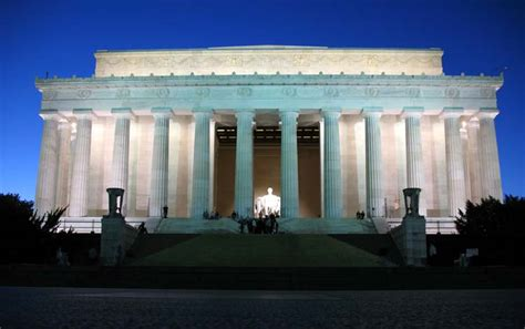 lincoln memoria come and see the mighty lincoln memorial