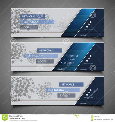 header design elements web design elements header designs stock vector image