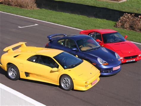 Porsche And Lamborghini Andpound 300 Vs Porsche Vs Lamborghini Put