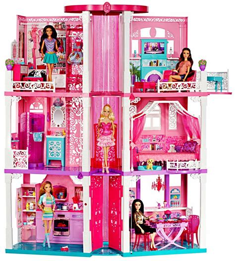 barbie dreamhouse doll house barbie dream house online shopping india buy barbie dream house online