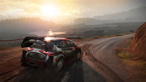 Ps4 Wrc 7 The Official wrc 7 fia world rally chionship on ps4 official playstation store uk