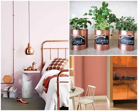 copper decor for home how to add copper accents to your home decor