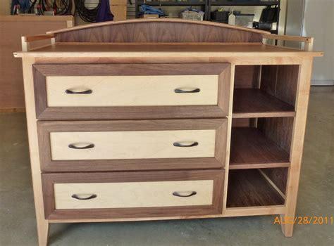 changing table dresser  mrue  lumberjockscom