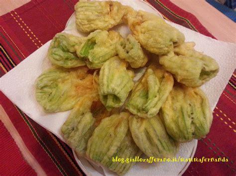 pastella per fiori di zucca con fiori di zucca in pastella ferny ai fornelli