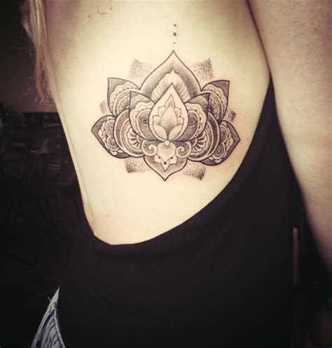 lotus mandala tattoo my lotus mandala tattoos