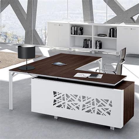 scrivanie a l office x8 02 scrivania direzionale con penisola e