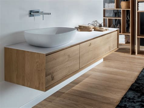 Wood Vanity Units by Shape Evo Wooden Vanity Unit By Falper Design Michael Schmidt