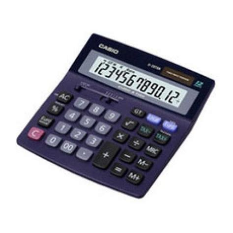 Calculator Joyko 12 Digits Standard Desktop Calculator casio d 20ter desktop calculator 12 digit d 20ter cs17270