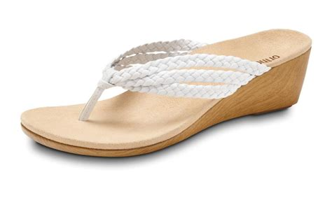 orthaheel ramba orthotic wedge sandal free 2 3 day