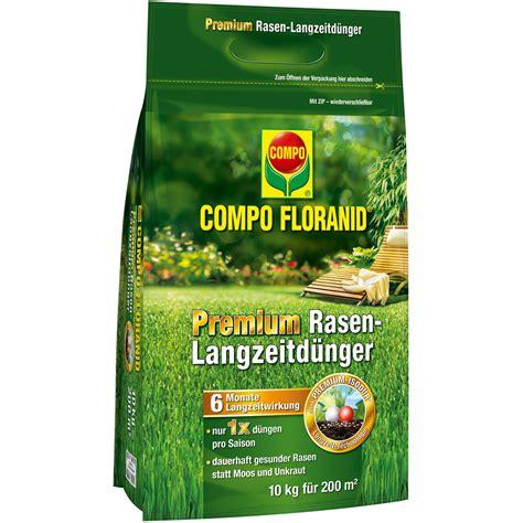 Rasen Ohne Unkraut 1500 by Compo Floranid Rasen Langzeitd 252 Nger Perfektion 220 M 178 10