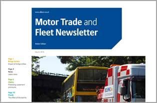 Motor Trade Allianz by Allianz Motor Trade And Fleet Newsletter March 2016
