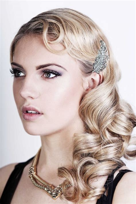 the great gatsby hairstyles for long hair all hair style best 25 great gatsby hair ideas on pinterest gatsby