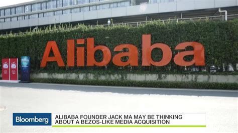 alibaba bloomberg alibaba s jack ma said to be in talks to buy scmp stake