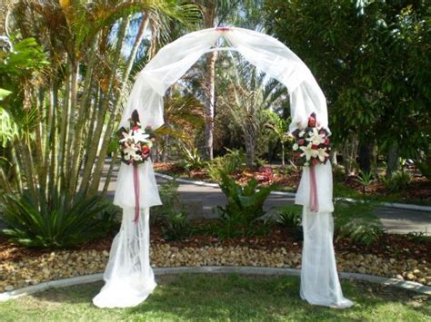 wedding arches decoration