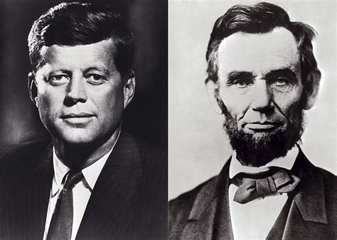 lincoln kennedy coincidences lincoln kennedy les fausses co 239 ncidences valeurs actuelles
