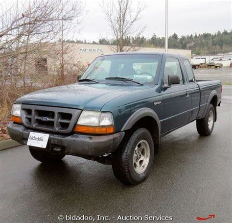 ford ranger truck bed purchase used ford ranger extended cab pickup truck w 6