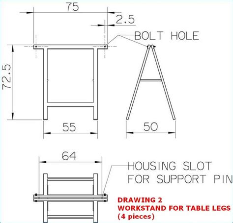 Standard Drafting Table Size Step 2 Drawing Table Excellent Image Titled Draw Step With Step 2 Drawing Table Desk With