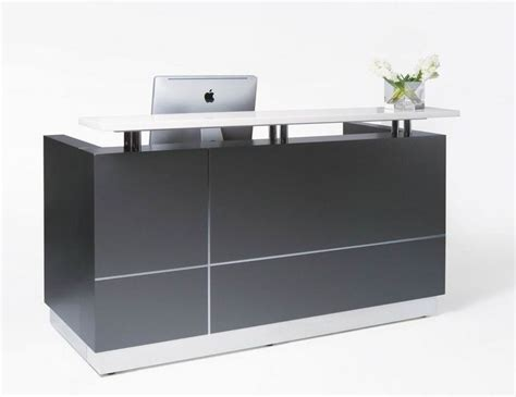 Small Modern Office Desk Furniture Fabulous Office Reception Desk Designs The Modern And Fashionable Ikea Reception