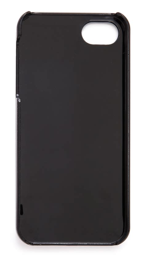 Marc Jacob For Iphone 5 S By lyst marc by marc standard supply compact mirror