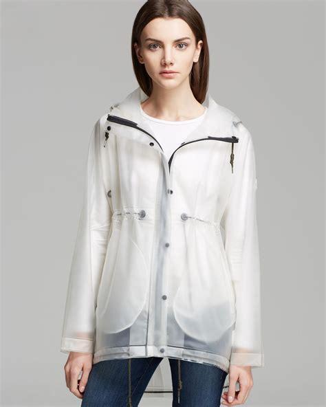 in raincoat raincoat original clear smock in transparent