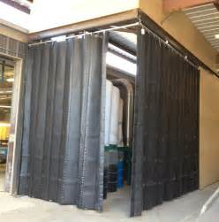 Noise Curtains Industrial Why Use Acoustic Curtains Sound Noise Reduction