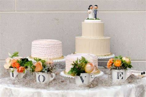 Picture Of How To Display Multiple Wedding Cakes 27 Amazing Ideas