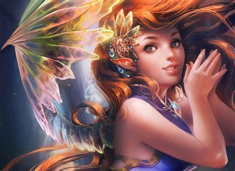 imagenes de hadas hermosas 3d fantasy fairy women art wallpaper 1920x1402 28851