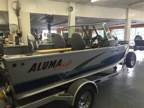 alumacraft boats company stop by richards boatworks marine and grab this