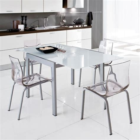 modern kitchen chairs 15 modern bright kitchen chairs from domitalia digsdigs