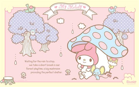 My Melody   Our Characters   Sanrio