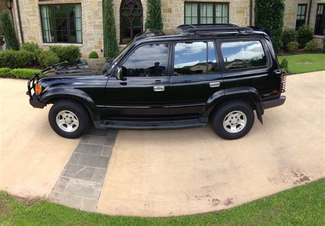 Toyota Land Cruiser 1995 1995 Toyota Land Cruiser Pictures Cargurus