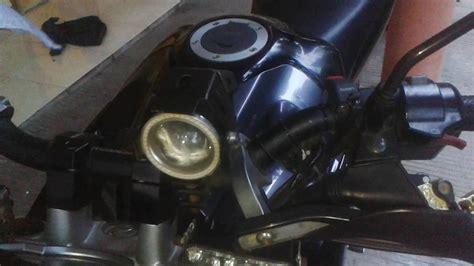 Lu Led Motor Yamaha Byson lu led cree u7 di yamaha new vixion lightning