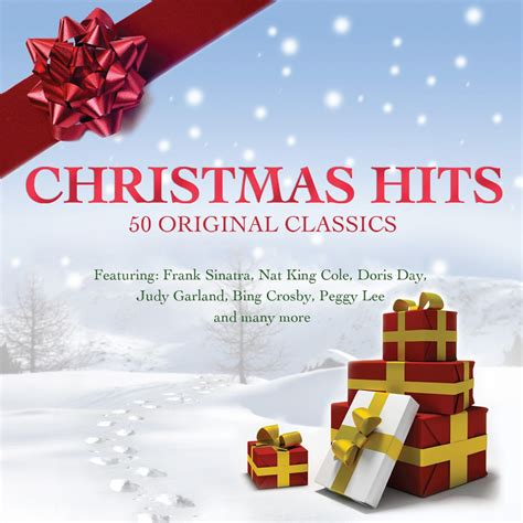 various artists christmas hits not now music