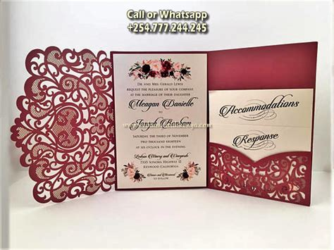 wedding invitation cards designs in kenya kenya best wedding cards photographers and videography wedding cards photography