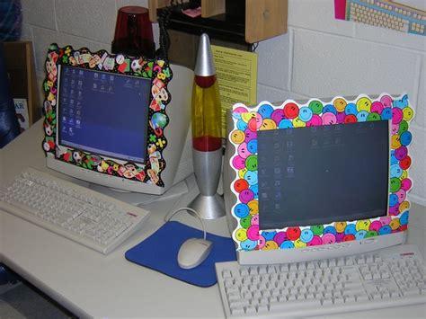 tv computer monitor decorations  grade