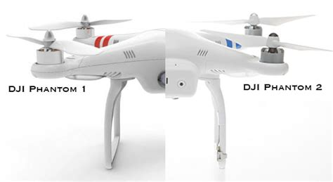 Dji Phantom 1 Bekas dji phantom 1 vs 2