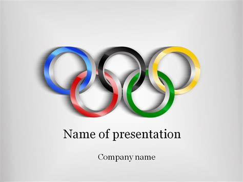 Download Free Olympic Games Powerpoint Template For Olympic Ppt