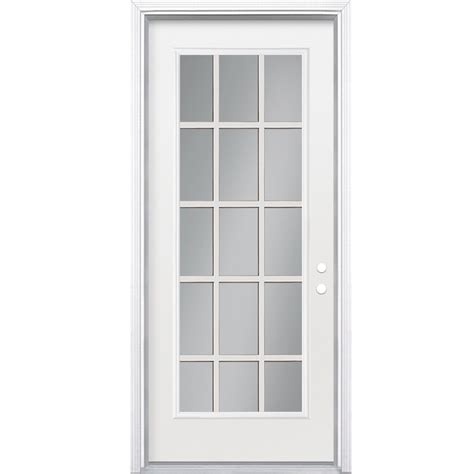 30 Inch Exterior Door Lowes Steel Doorse Steel Entry Doors 32 X 80
