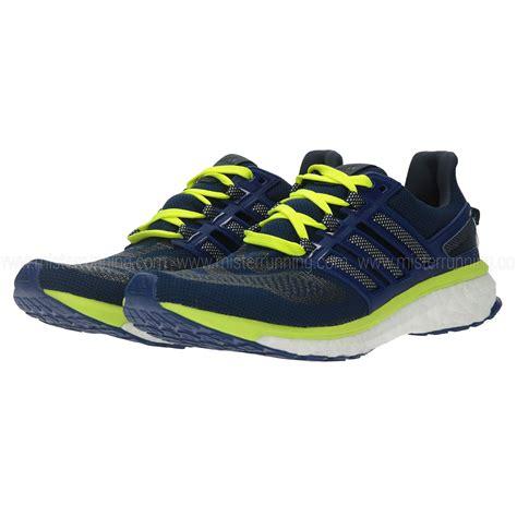 Adidas Energi Boost adidas energy boost 3 scarpe running uomo navy lime