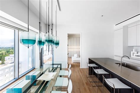 design apartment miami alessandro isola delivers a cool touch to a miami pied 224 terre