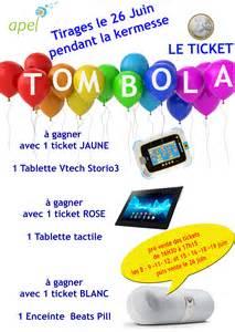 info apel ist tombola blog ist