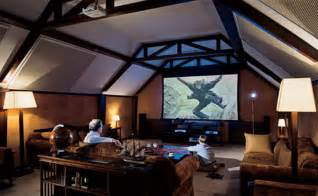 Decor For Home Theater Room by Loft Home Theater Decor Layouts Iroonie Com