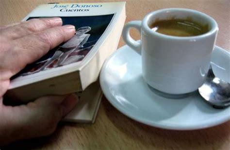 libro en cafe de la cafes literarios en santiago paperblog