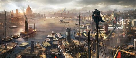 My First Job Resume by The Art Of Assassin S Creed Syndicate