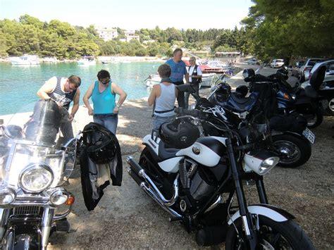 Motorradtouren Wer F Hrt Mit by Mit Dem Motorrad Nach Kroatien