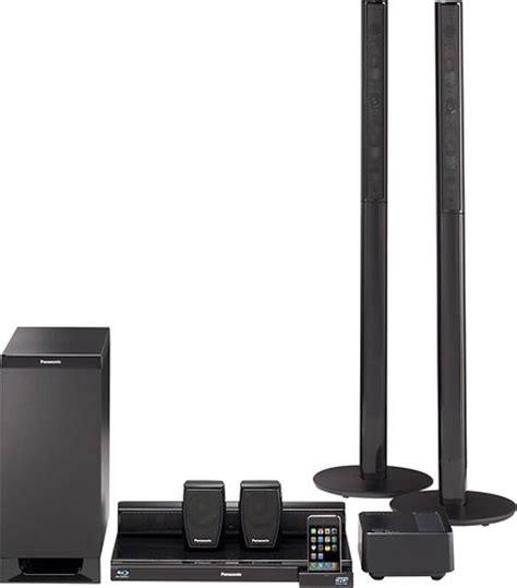 panasonic 5 1 ch 3d wi fi home theater system